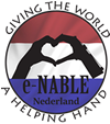 Stichting e-NABLE Nederland Logo
